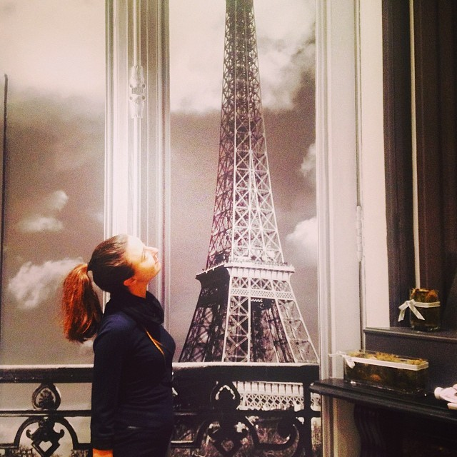 eiffel and me