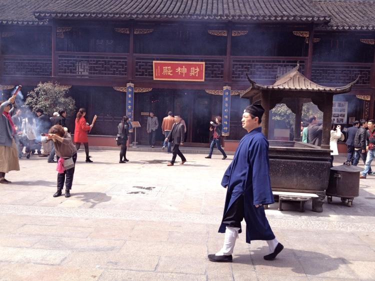 City God Temple - Shanghai