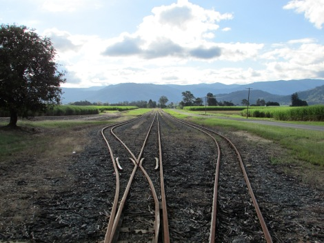 Before the train comes -Somewhere near Eungella - Queensland - Australia