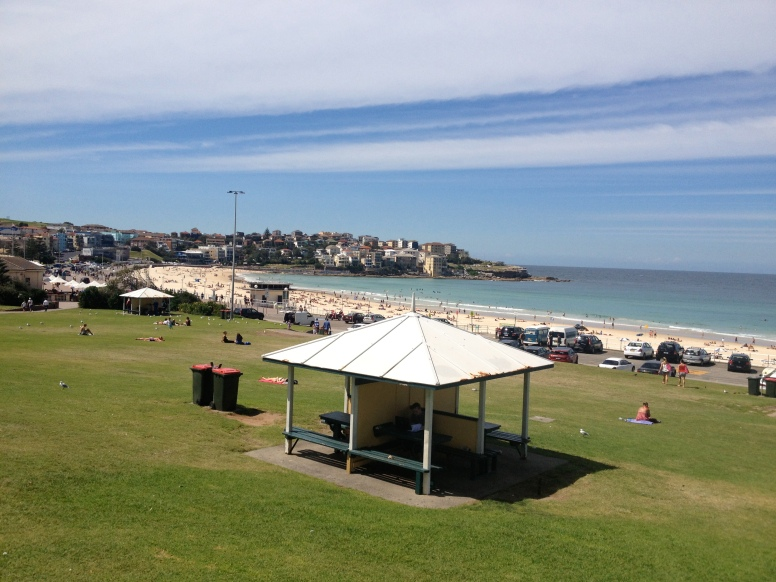 Bondi Beach in Sydney. BEAUTIFUL!!