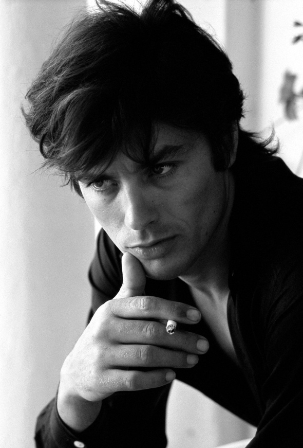 Alain Delon. Source: http://www.listal.com/viewimage/1143800h