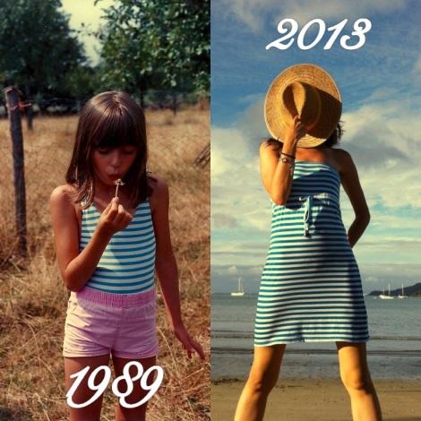 1989 La Rochelle (France) / 2013 Airlie Beach (Australia)